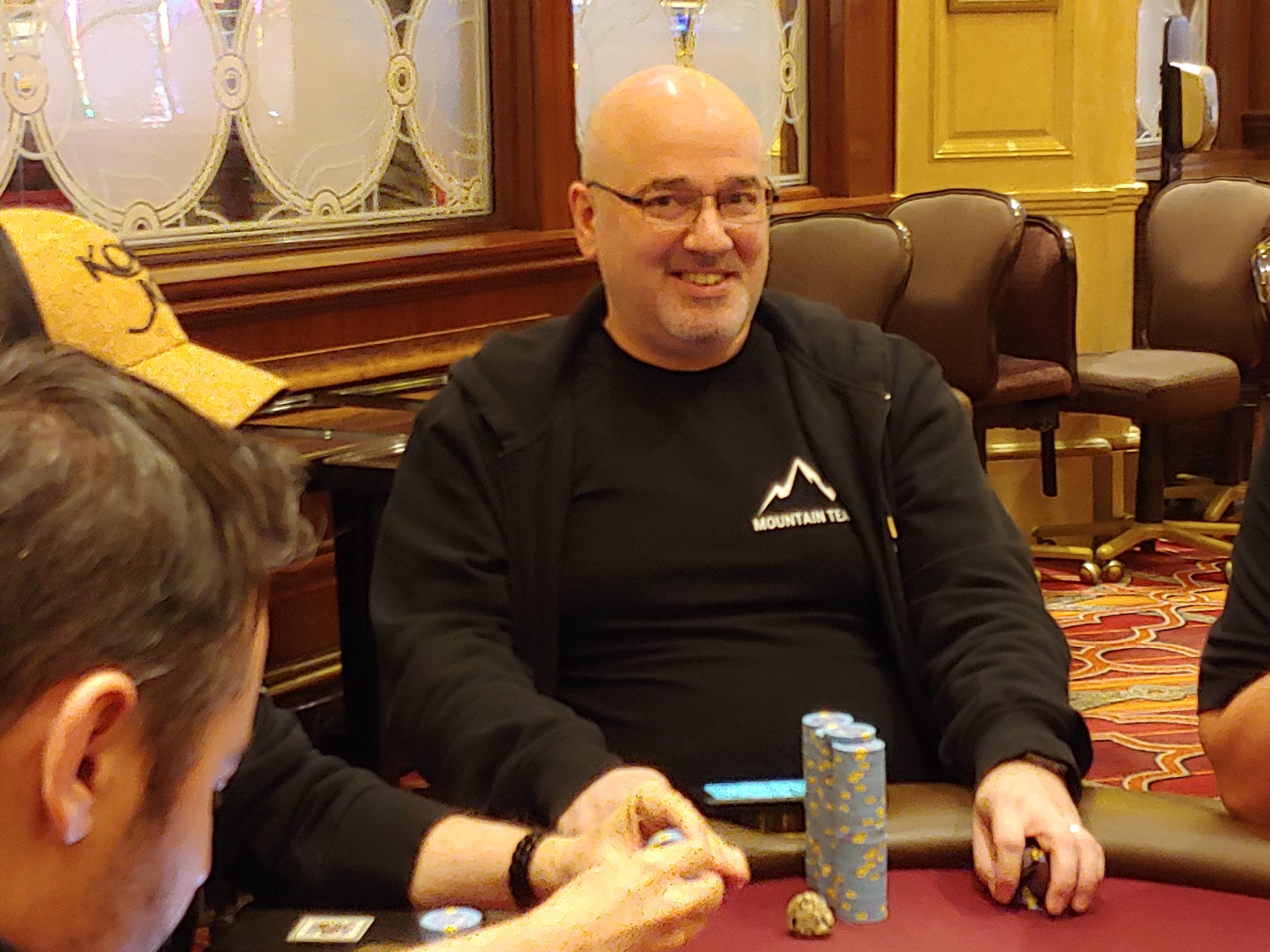 Vadim Schlez Eliminated In 9th Place 6 956 Venetian